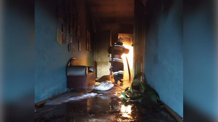 Из-за самодельного вейпа на Камчатке загорелся интернат