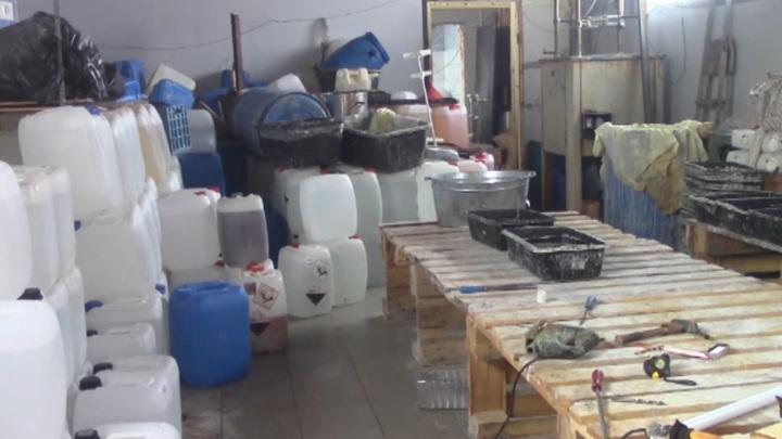 Ликвидированы 2 подпольные нарколаборатории в Ярославской области
