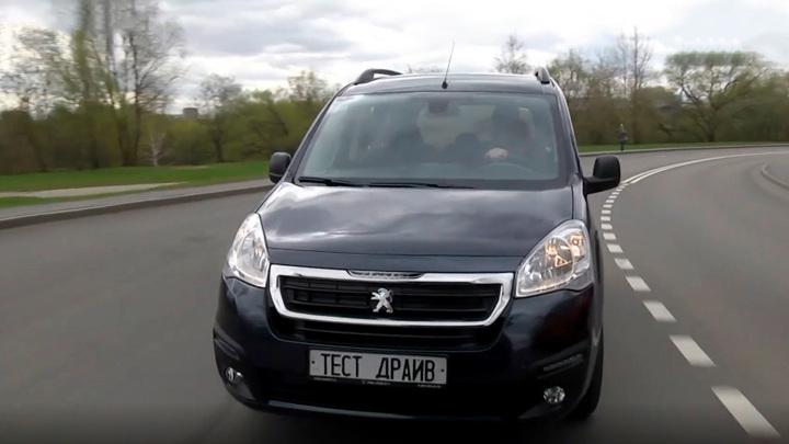 Партнер и универсальный солдат: тест-драйв нового Peugeot