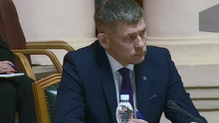 В Пензе назначен новый врио заместителя председателя правительства