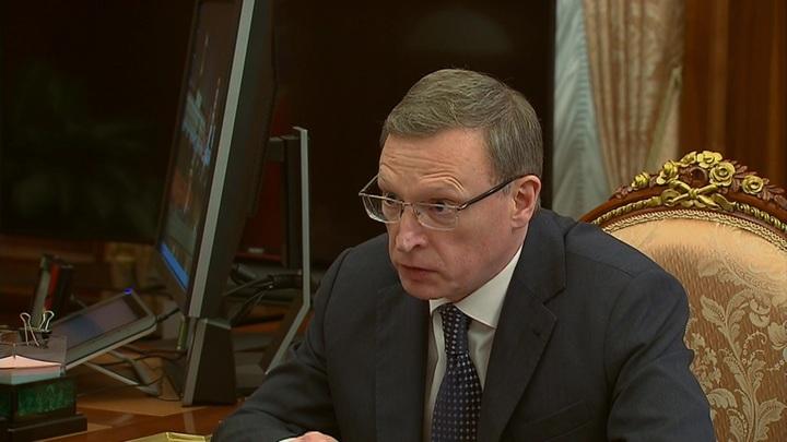 Бурков: развитие Омской области должно быть связано с созданием логистического хаба