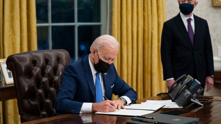 Байден подписал указ об обеспечении кибербезопасности США