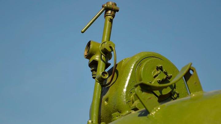 В Башкирии вандалы осквернили новый памятник военной техники