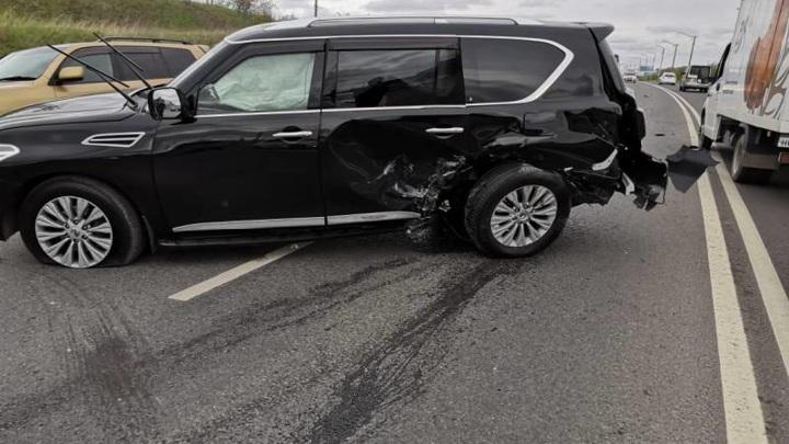 Половина всех ДТП в Приморье происходит из-за неуступчивости водителей