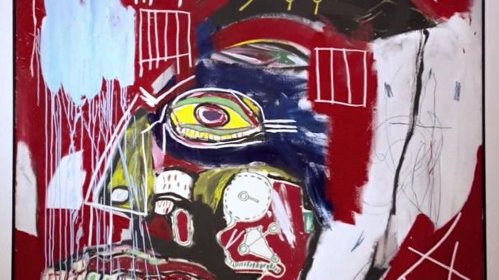 Картину Баскии продали на аукционе за 93 миллиона долларов