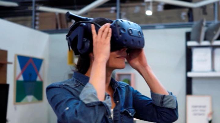 HTC представила VR-гарнитуры с разрешением 5K