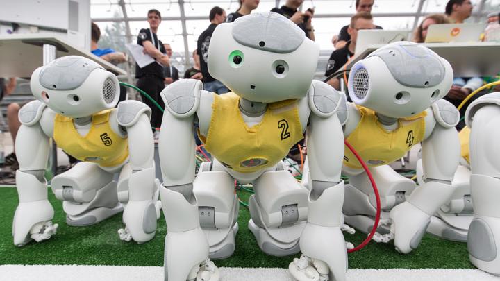 Ульяновские школьники стали победителями олимпиады ПФО по робототехнике