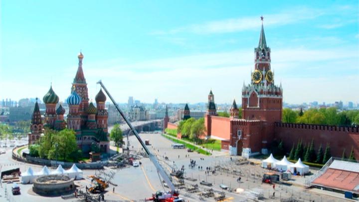 Кремль: Россия не планирует никого поглощать