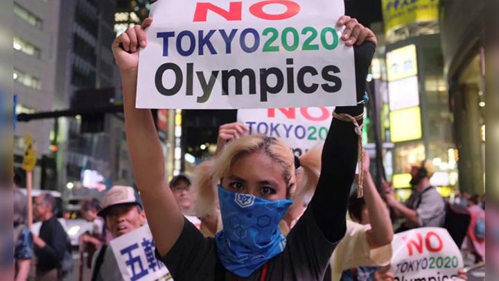 Коронавирус против спорта: японцы не хотят Олимпийских игр