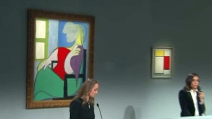Полотно кисти Пикассо ушло с молотка