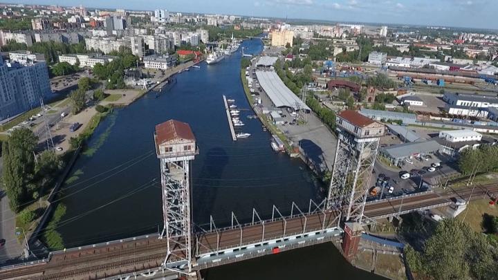 На возведение дублера двухъярусного моста в Калининграде направят почти 12 млрд рублей