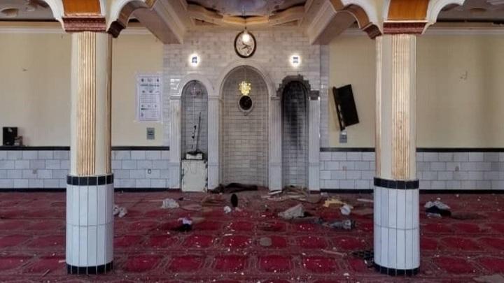 Жертвами взрыва в мечети под Кабулом пали 12 человек