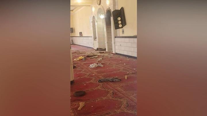 """""""Синьхуа"""": Реактивные снаряды выпущены по президентскому дворцу в Кабуле"""