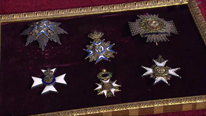 Дом русского зарубежья получил в дар уникальные артефакты