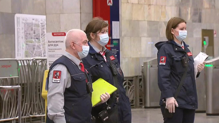 Проезд в метро без маски может обойтись куда дороже 5 тысяч