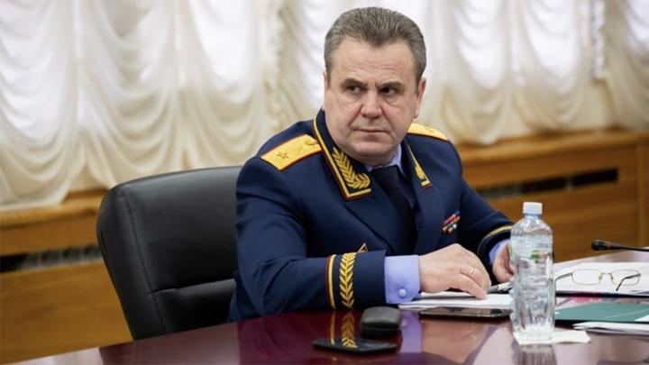 Сергей Горяйнов стал заместителем председателя СКР