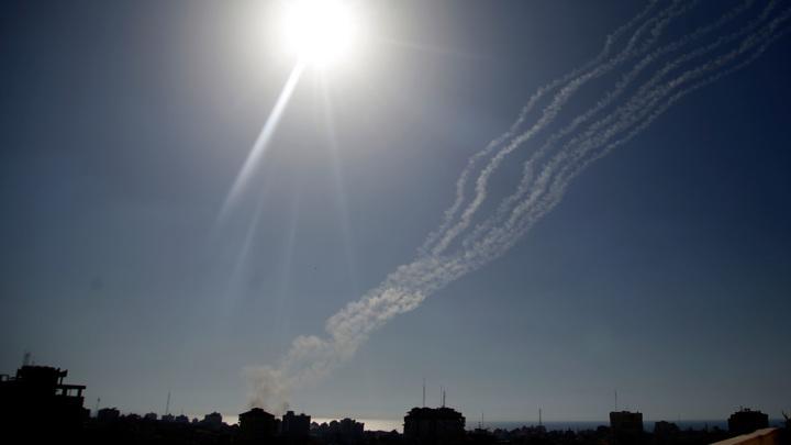 Тель-Авив атакован