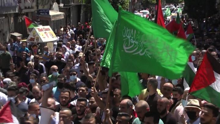 """ХАМАС хочет """"сжечь землю под ногами оккупантов"""""""