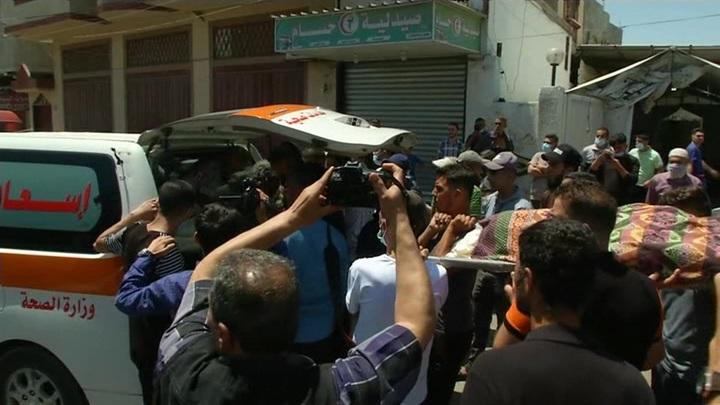 Сектор Газа подсчитал жертв израильских ударов