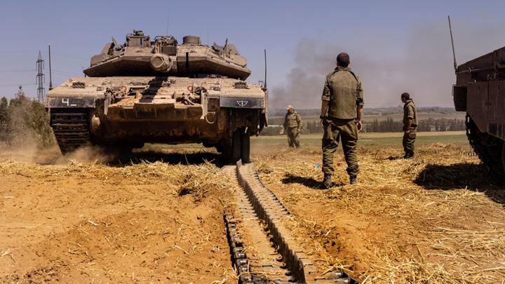 Палестина просит мировое сообщество защитить святые места