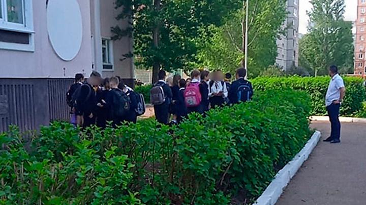 В Уфе эвакуировали ряд школ из-за сообщений о минировании