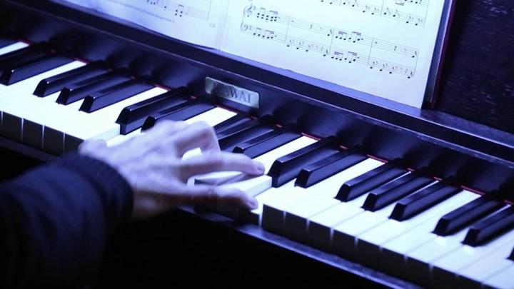 Камерный оркестр Крымской филармонии выступил в Мраморной пещере