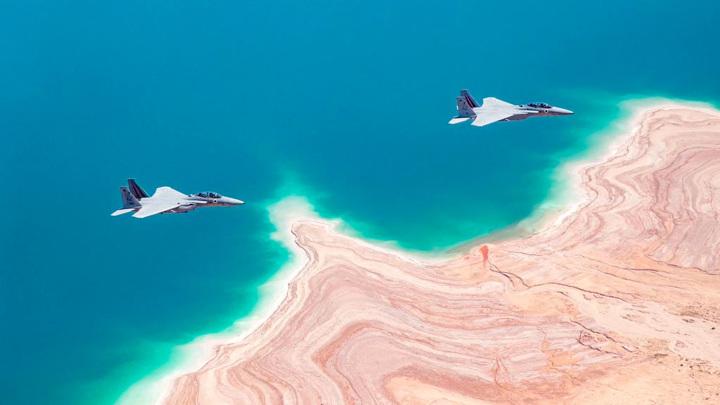 Фото: ВВС Израиля