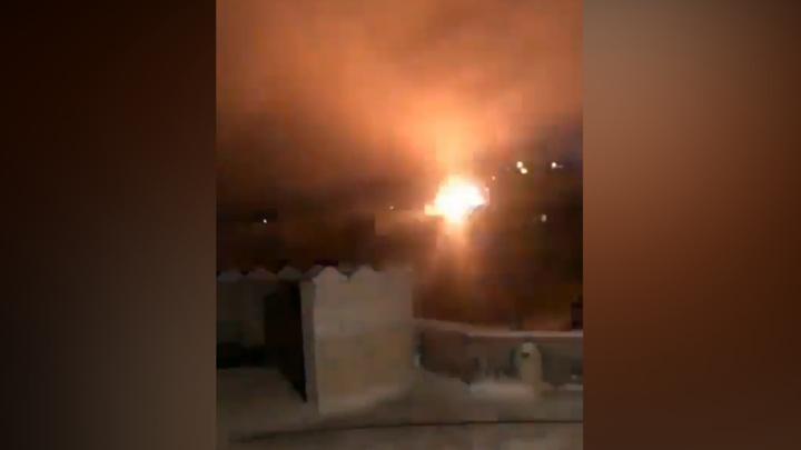 Израиль ударил по Ливану в ответ на запуск шести ракет