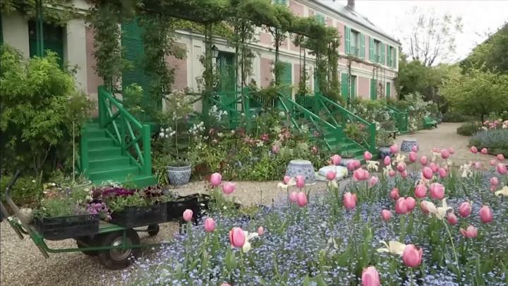 Усадьба Клода Моне во Франции открывается после карантина