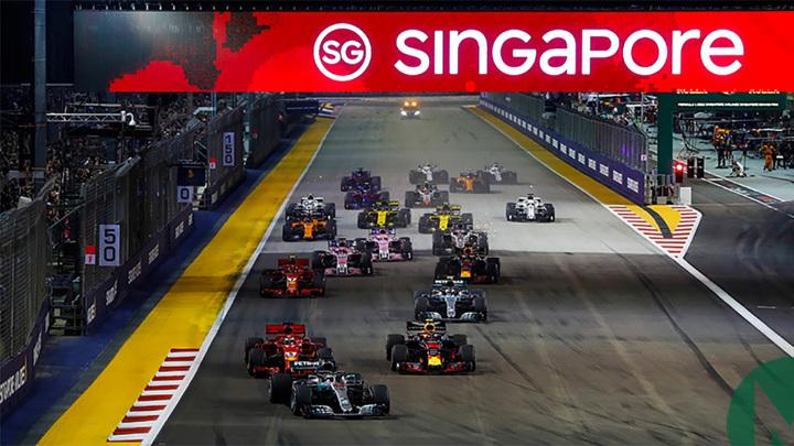 """""""Формула-1"""". Гран-при Сингапура-2021 отменен во второй раз подряд"""