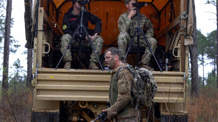 Секретная армия: американские СМИ обнаружили у США неизвестную боевую структуру