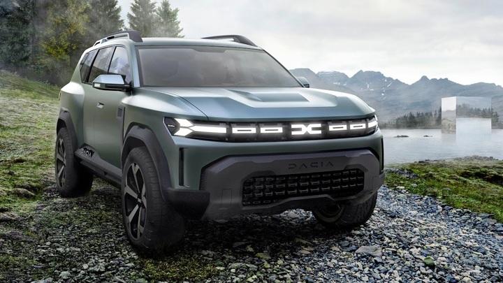 Renault объявила о новом логотипе Dacia: на очереди Niva