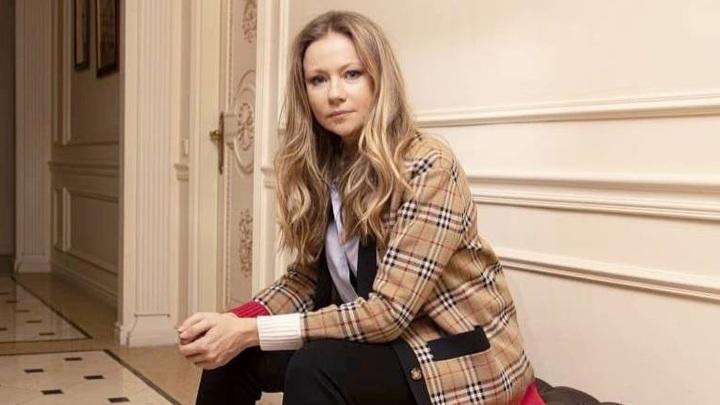Мария Миронова. Фото: instagram.com/mariya_mironova_actress