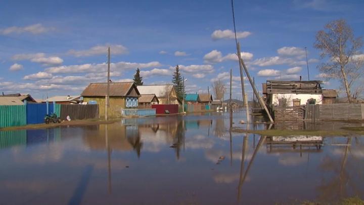 Восточные регионы России оказались во власти весенних паводков и подтоплений