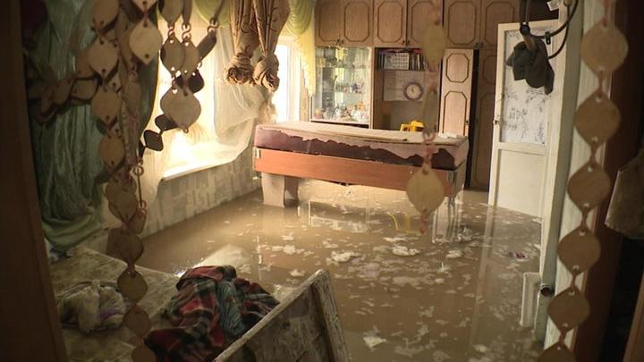 Режим ЧС введен в Хакасии из-за паводков