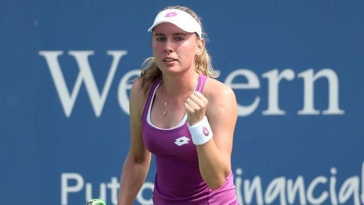 Александрова вышла во второй круг турнира в Люксембурге