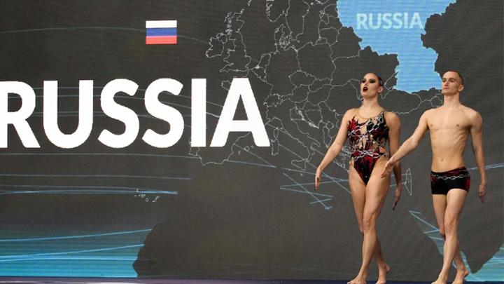 Российский акцент чемпионата Европы по водным видам спорта