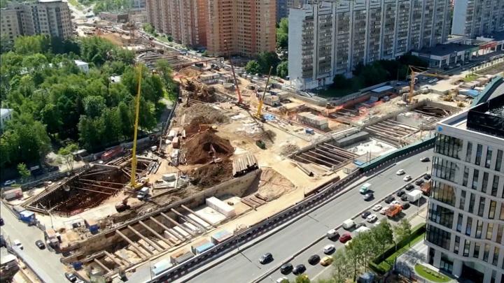 Часть закрытого участка Сокольнической линии откроют досрочно