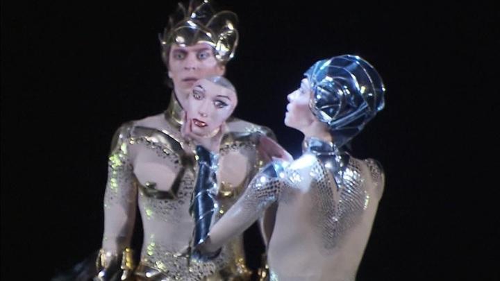 На новой сцене Большого театра покажут балетную программу современных хореографов