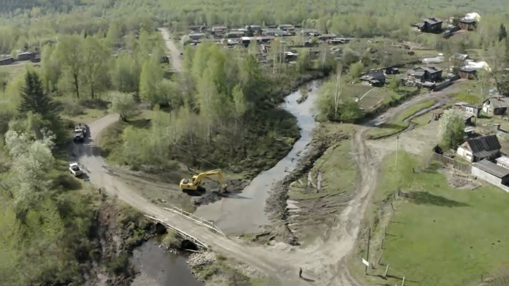 Паводок подтопит около 260 дач у Хабаровска