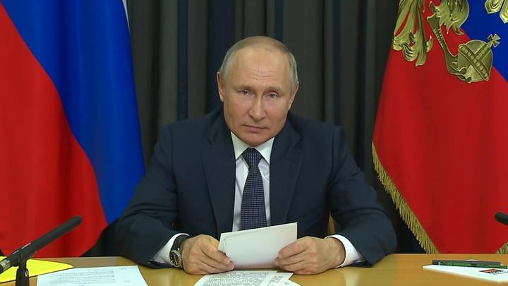 Путин: российские врачи добиваются выздоровления около 80% онкобольныхдетей