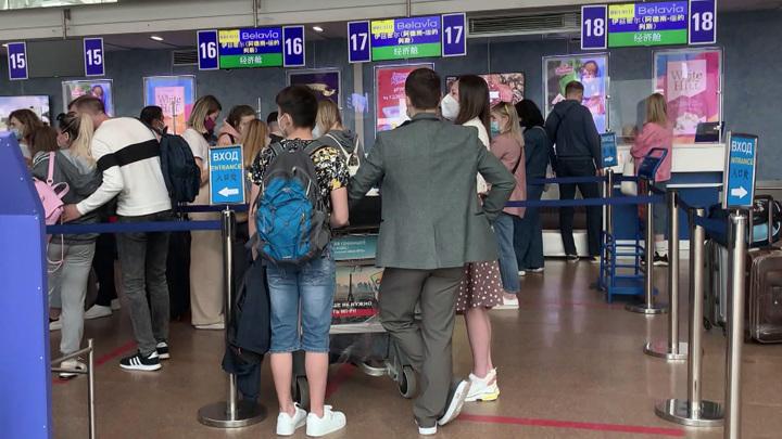 Воздушная блокада Минска усилена: Лукашенко обещает новые разоблачения