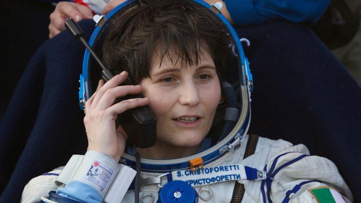 Впервые командиром МКС станет женщина из Европы
