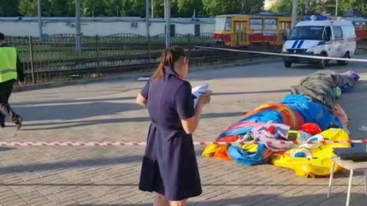 Два человека задержаны по делу о ЧП с батутом в Барнауле