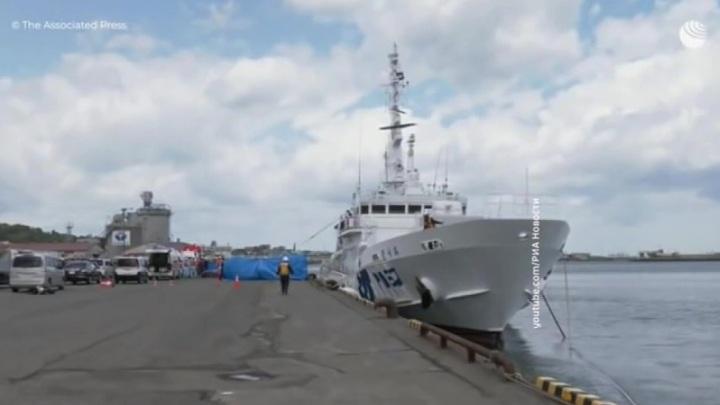"""В Японии возбудили уголовное дело в отношении третьего помощника капитана судна """"Амур"""""""