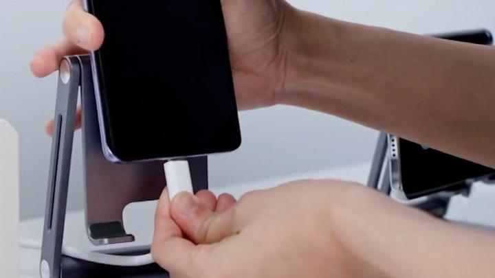 200-ваттная зарядка заряжает смартфон Xiaomi за 8 минут