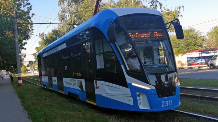 В Ульяновске бесплатный проезд для школьников продлен до конца лета