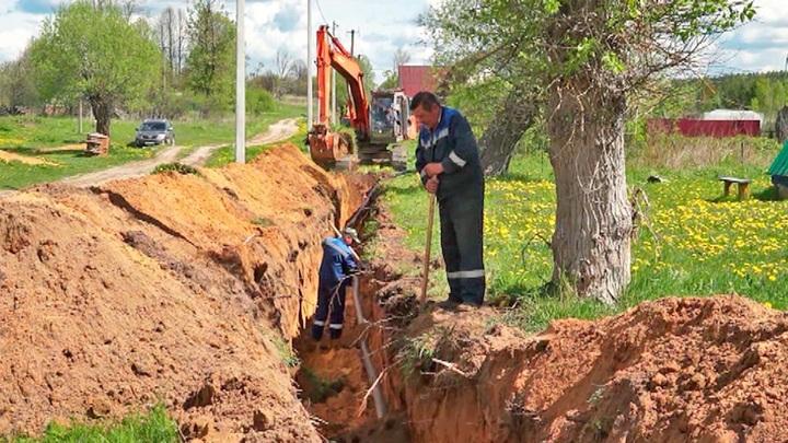 Россияне получат компенсации за газификацию