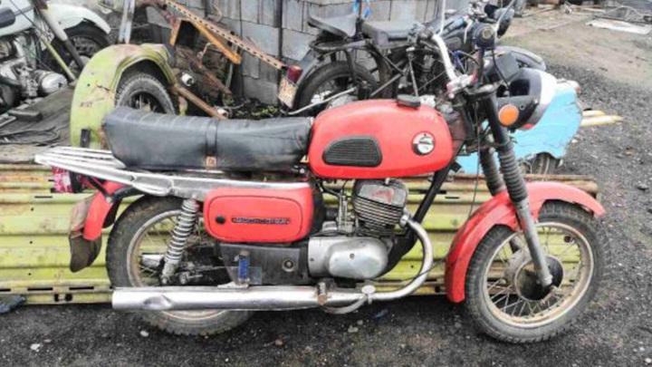 Житель Бурятии наехал на мотоцикле на 4-летнего сына