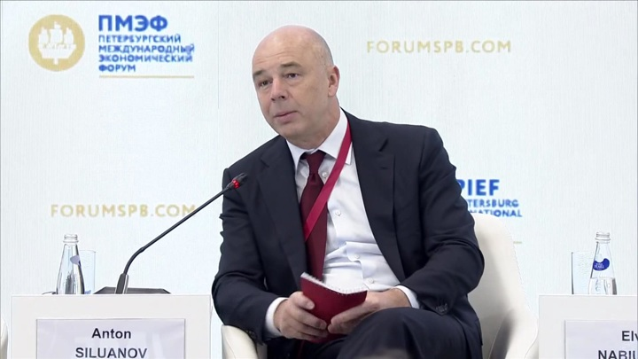 """Силуанов заявил об инфляционном """"перегреве"""""""